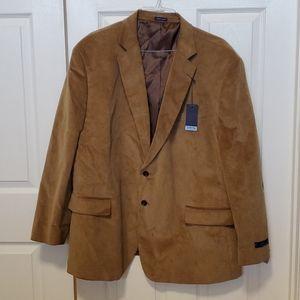 Stafford sports coat size 54